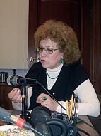 2011 год, Редактор Светлана Петрова ведет круглый стол по проблемам образования